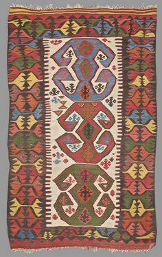 Aksarary Kilim. Pap Oriental Rugs www.peterpap.com