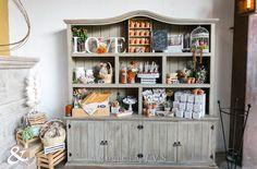 Mesa de dulces, increíble. Boda romántica Foto: FVS  Decoración: verónica talavera #bestweddingever #planeamiboda