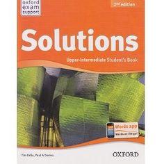 Solutions Upper-Intermediate Student's Book 2nd