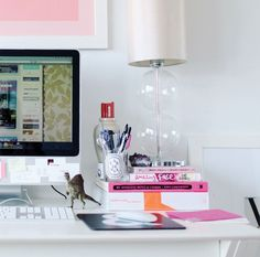 Home Office Photographed by Hannah Blackmore