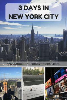3 Days in New York City