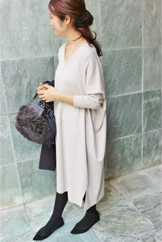 IENA(イエナ) フルニードルチュニックワンピース◆ | スタイルクルーズ Duster Coat, Normcore, Knitting, Detail, My Style, Womens Fashion, Jackets, Peace, Dresses