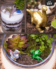 Guy DIY: Figure-rarium (a.k.a. Figure Terrarium) http://blog.michaels.com/blog/guy-diy-terrarium
