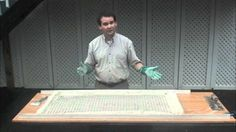 Step by step instructions on how to cast and polish concrete countertops from Tyler Lucas of TouchStone Concrete Designs, formerly Maxex Design. Table Beton, Concrete Table, Concrete Floors, Diy Concrete, Polished Concrete Countertops, Butcher Block Countertops, Butcher Blocks, Concrete Projects, Concrete Design