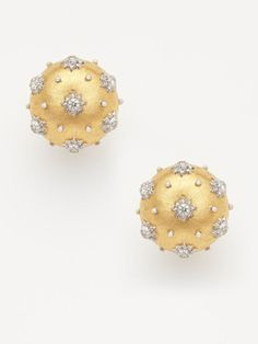 Buccellati earrings