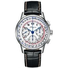 Longines Heritage - - White Dial Telemeter Automatic Men s    For more  information c79be3ce5a