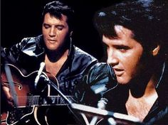 """June 27th - 30th, 1968; While the Dean Martin Show is on hiatus between season 3 and 4, and Dean is across town on Sunset Boulevard recording songs for his upcoming album 'Gentle On My Mind', Elvis Presley shoots his Comeback Special on """"Dean's"""" NBC sound stage.  He actually takes up residence in Dean's dressing room during the shoot, where he starts the informal jam sessions that serves as the inspiration for the """"sit down""""  segments of the show."""