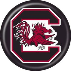 University of South Carolina Gamecocks disc