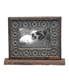 Another great find on #zulily! Medallion Picture Frame #zulilyfinds