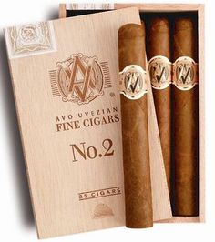 AVO No.2 I'd put this up against most Montecristo's. Great cigar! $9