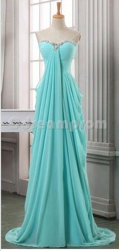 chiffon prom dress prom gown