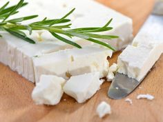Feta cheese made from goat's milk is Greece's national cheese. It dates back to the Homeric Ages. Greece has the highest per capita consumption of feta cheese.