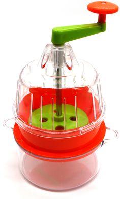 PuTwo Spiralizer 4 in 1 Spiral Slicer Kitchen Gadget Multifunctional