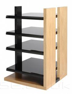 diy a v rack page 5 home theater build pinterest. Black Bedroom Furniture Sets. Home Design Ideas