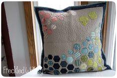 Neptune Hexie Sea Pillow