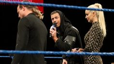 """Dean Ambrose und Dolph Ziggler liefern sich bei """"Miz TV"""" einen Wortkrieg: Fotos"""