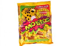 Motitas Mexican Candy, Snack Recipes, Snacks, Package Design, Bubble, Cereal, Chips, Banana, Breakfast