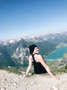 Ausflugstipp in Tirol ... einer der schönsten Ausblicke ... ich zeig dir wo du dafür hin sollst ;)   Bergliebe, Tirol, Ausflugstipp, ebner joch, achensee, lovetirol, visittirol Berg, Mountains, Nature, Travel, Hiking, Tips, Nice Asses, Naturaleza, Viajes