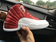 37122465c1c304 Buy Air Jordan 12 Gym Red Mens Basketball Shoes Jordan By Nike from  Reliable Air Jordan 12 Gym Red Mens Basketball Shoes Jordan By Nike  suppliers.
