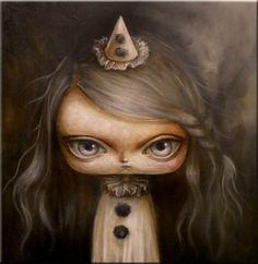 Beautiful Paintings by Paulina Góra  http://www.facebook.com/paulina.gora.96  had to buy this too!