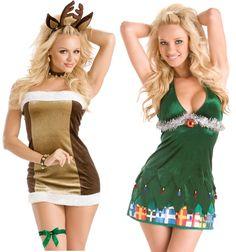 Xmas costumes