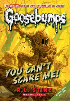 Goosebumps 15: You Can't Scare Me by RL Stine (PDF)