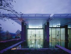 Renzo Piano Building Workshop - Projects - By Type - Beyeler Foundation Museum