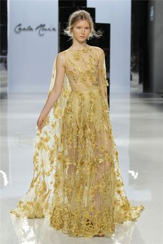 Carla Ruiz Bridal Spring Summer Collection 2018 Fashion Show