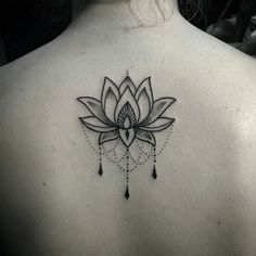 This lotus is so beautiful. I still want a lotus tattoo.