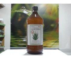 Gel de Aloe Vera 1 litro Gel Aloe, Wine, Drinks, Bottle, Food, Mesas, Flask, Essen, Drink