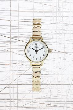 Vintage Expander Watch in Gold