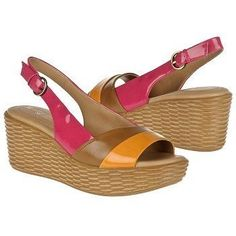 Cute and Comfy Sandals: Naturalizer 'Ladel' sandals
