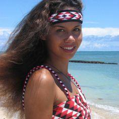 Maori Headband - Black Pearl Designs
