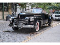 This old Cadillac is simply breathtaking.