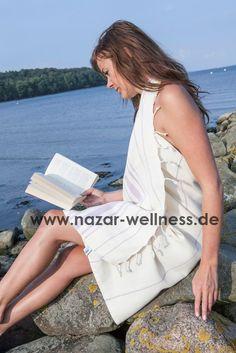 Wellness SPA and Hamam, Pestemal turkisch towel Sauna Hammam bowl Beauty Strandtuch Beach Towel  www.nazar-wellness.de