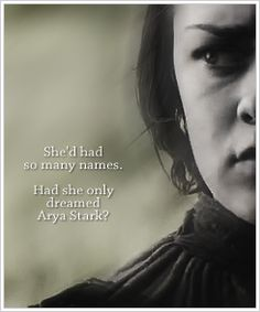 Arya Stark ~ Game of Thrones Fan Art - Modern Game Of Thrones Arya, Game Of Thrones Winter, Game Of Thrones Quotes, Valar Dohaeris, Valar Morghulis, Winter Is Here, Winter Is Coming, Game Of Thones, Love Games