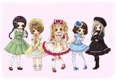 Lolita styles