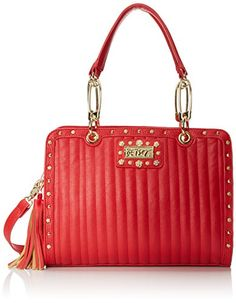 Betsey Johnson Pretty In Punk Satchel Handbag
