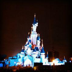Château de Cendrillon à Disneyland Paris