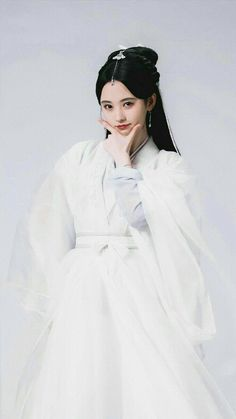 Novel Characters, Disney Characters, Fictional Characters, Hanfu, Traditional Dresses, Cinderella, Idol, Chinese, Singer