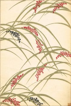 "ukiyoecosmos:  "" 1934, The original japanese antique woodcut print, kimono design.  """