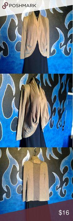 ■TWO DAY SALE■ Lulumari sweater with scarf sz sm Lulumari sweater with scarf attached size small lulumari  Sweaters