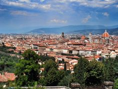 Florence, Italy - 5 Places to See in Tuscany: http://www.ytravelblog.com/5-places-to-see-in-tuscany-italy/