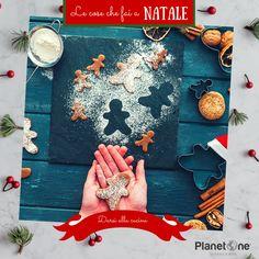 #lecosechefaianatale #planetone #natale #xmas #biscotti #biscottidinatale #cookies #christmascookies #bar #corsobarman
