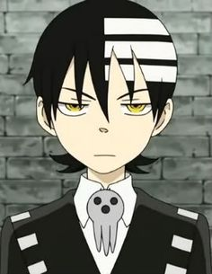 This is Death the Kid from Soul Eater. Another of my imaginary anime boyfriends. He has this adorable OCD about symmetry. I Love Anime, Me Me Me Anime, Anime Guys, Hot Anime, Awesome Anime, Anime Soul, Face Anime, Manga Anime, Anime Art