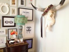 LET ME IN: A peek inside Tara Leydon's stunning boho glam home | Fitzroy Boutique