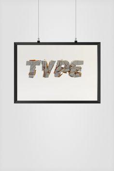 Type by Michael Rodriguez Pletz at Coroflot.com