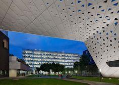 Rojkind Arquitectos renovates Mexico's National Film Archive