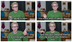 "#TylerOakley. WATCH: ""The ONLY Life Advice You Need"": http://youtu.be/GOdljzx-xSA  Here's a preview:"