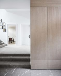 Flat cabinet fronts